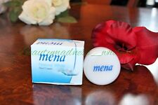 1 MENA NATURAL WHITE PEARL FACE WHITENING DARK SPOTS LIGHTENING CREAM 3g