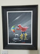 ORIGINAL PAINTING BY PETE RUMNEY. ACRYLIC ON CANVAS