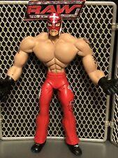 WWE Rey Mysterio Flexems wrestling figure Stretchem Toy Bendies WCW AAA Lucha