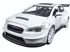 "MR. LITTLE NOBODY'S SUBARU WRX STI ""FAST & FURIOUS"" F8 MOVIE 1/24 BY JADA  98296"