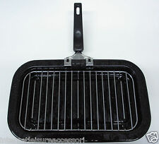 Falcon Housewares Oven Grill Pan and Handle - Caravan / Motorhome / Camping