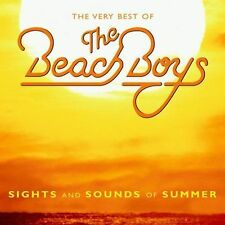 BEACH BOYS - Sights and Sounds of Summer (CD & DVD) - CD ** Sealed w cutout