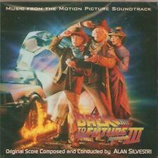 "Alan Silvestri:  ""Back To The Future III""   (Soundtrack Score-CD)"