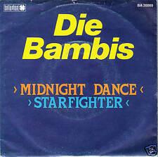 Single / DIE BAMBIS / RARITÄT /
