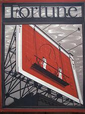 FORTUNE May 1937 Hitler's 1937 popularity, WPA Art, Mellon, WILLKIE John L Lewis