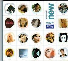 (CM334) New One @ Sony, sampler 18 tracks various artists - 2004 DJ CD