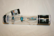 Earbud/Earphone with Mic for iPhone 3G/4, iPod (Blue)