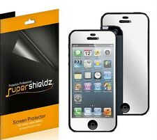 6x Mirror LCD Screen Protector Cover Shield for Apple iPhone 4 4G 4S