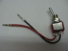 lot de 5 - inverseur 2A 250VAC - 5A 120VAC - 7101 C&K (made in usa)