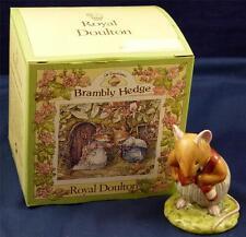 Royal Doulton Brambly Hedge Basil d.b.h14 Figurine * free box * RD7339