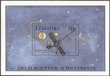 Lesotho 1987 Mariner 10/Space Exploration/Spacecraft/Science 1v m/s (s2653)