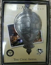 2012 PITTSBURGH PENGUINS CIVIC ARENA ROOF ORNAMENT STANLEY CUP WENDELL AUGUST