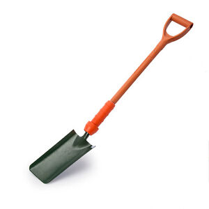 BULLDOG POWERBREAKER INSULATED CABLE LAYING SHOVEL - PD5CLINR HEAVY DUTY