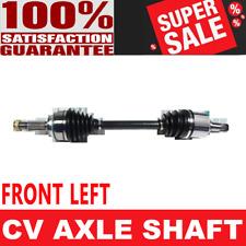 FRONT LEFT CV Axle Shaft For MITSUBISHI LANCER 02-07 L4 2.0L