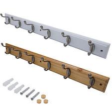 Wooden Wall Coat Rack Panels Hangers