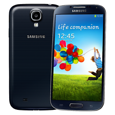 Samsung Galaxy S4 GT-I9505 16 ГБ, 32 ГБ, черная дымка, синий, белый, разблокированный + гарантия