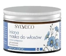 SYLVECO LINSEED HAIR MASK COCONUT OIL MOISTURIZING / LNIANA MASKA DO WŁOSÓW
