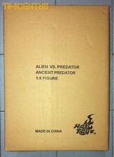 Ready! Hot Toys Toy Fair Exclusive 2014 MMS250 AVP Alien VS Ancient Predator 1/6