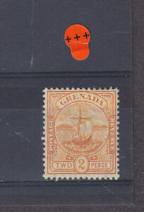 Grenada KEVII SG 79 Cat £5.00 Mounted Mint
