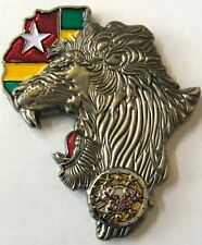 MSG-Det Marine Security Guard Detachment Lome, Togo Challenge Coin