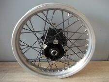 cerchio ruota mozzo posteriore completa 2.50.17  gilera rc600 r  *pesolemotors*