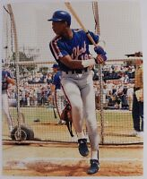 VINTAGE DARRYL STRAWBERRY New York Mets 8x10 Unsigned File Photo 16F