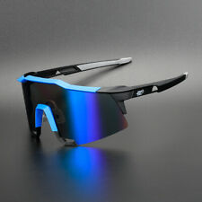 EOC Cycling Glasses Motorcycle Goggles UV400 Driving Sunglasses 2 Len TR90 803