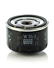 Mann & Hummel Oil Filter W 75/3 - BRAND NEW - GENUINE - 5 YEAR WARRANTY