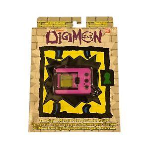 Digimon Tamagotchi 20th Anniversary Pet Purple Black Digi Vice BRAND NEW