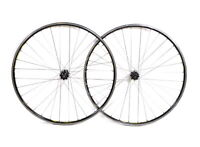 Mavic Classics Pro Road Bike Wheelset 700c 10 Speed Clincher Rim Brake QR Black