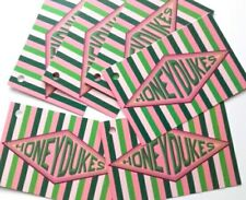 Set of 6 HONEYDUKES TAGS Harry Potter Props Party/Food/Sweets Decoration