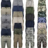 Men's Crosshatch Shorts Chino Cargo Stretch - All New Latest Crosshatch Shorts
