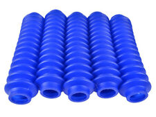 Royal Blue Shock Boots 5 PACK UNIVERSAL FITMENT FOR Jeep, Truck, SUV's FREE SHIP