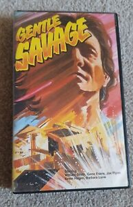 GENTLE SAVAGE PRE CERT VIDEO 1976 , WILLIAM SMITH , GENE EVANS , NICE CONDITION