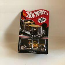 Hot Wheels Convoy Custom 2011 Collector Edition #1/4 Black/Gold O12