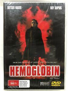 Hemoglobin - DVD - AusPost with Tracking - New Sealed
