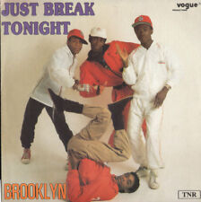 ♥♥♥ BROOKLYN - Just Break Tonight - Vogue Records - 1984