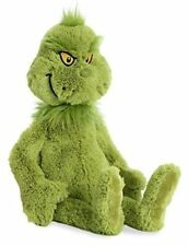"Grinch Plush Stuffed Animal , Green Aurora World 18"" The Grinch Movie"