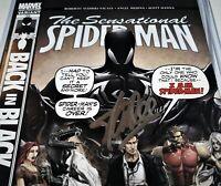 💥 STAN LEE SIGNED SENSATIONAL SPIDER-MAN #35 CLAYTON CRAIN 2ND PRINTING VARIANT