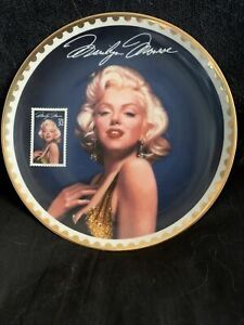 marilyn monroe plates collectables
