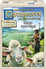 Hans im Glück Carcassonne 9. Erweiterung Schafe und Hügel 48265