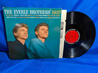 The Everly Brothers LP The Everly Brothers' Best Cadence CLP 3025