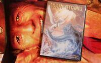 FURIA DE TITANES 1981 clash of the titans  DvD Laurence Olivier as Zeus