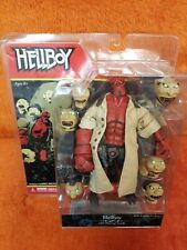Mezco Hellboy with Floating Heads Action Figure - 2006 SDCC Exclusive Free Ship.