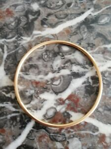 Bracelet jonc en or 18 carats