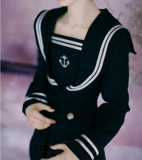 SD17 BJD Super Dollfie SWITCH Oh My Sailor navy outfit full 5 piece set NEW