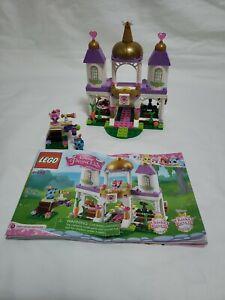 LEGO Disney Princess 41142 PALACE PETS ROYAL CASTLE Whisker Haven 100% Complete