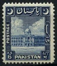 Pakistan 1949-53 SG#48, 6a Blue MH #D30853
