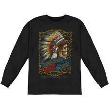 89c553400ed Liquid Blue Mens Spring Tour 90 Long Sleeve T-shirt Black X-large