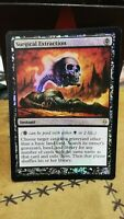 Surgical Extraction (MTG) New Phyrexia, Buy a Box Promo FOIL, NM